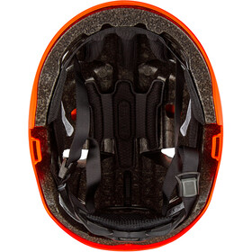 ABUS Scraper 3.0 Casco Niños, shiny orange